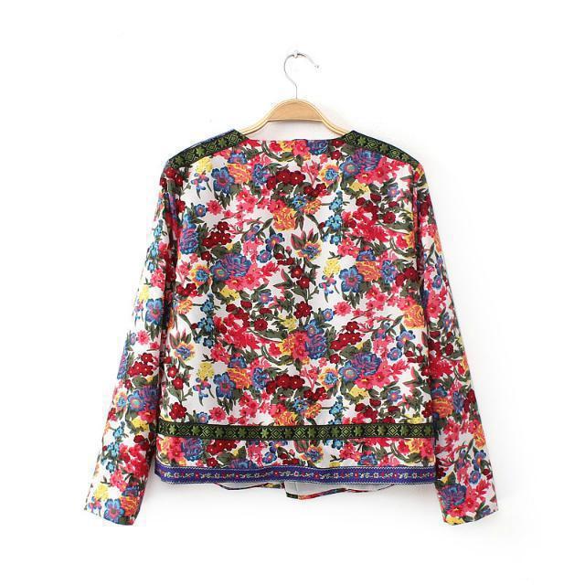 chaqueta flores chaqueta flores aliexpress aliexpress chaqueta OwHSwazW1
