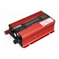 Free Shipping 600W DC 12V to AC 230V Solar Power Inverter Car Automotive Power Converter