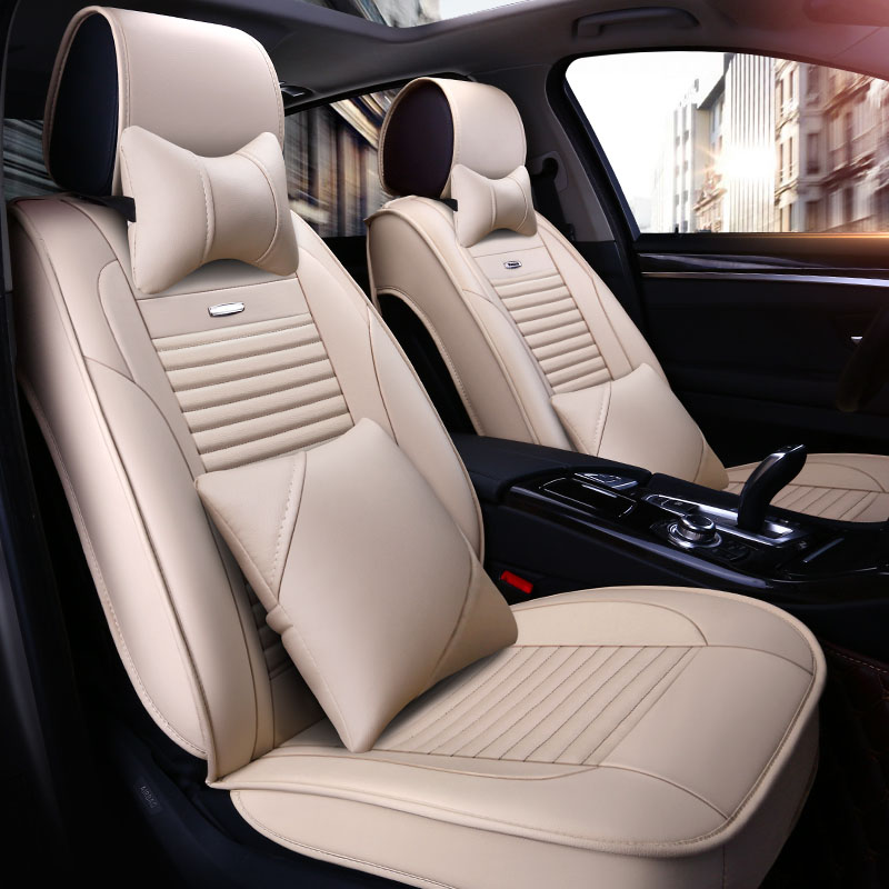 car seat cover Full set car seat covers for Audi A1 A2 A3 A4 A5 A6 TT R8 S1 TTS TT RS Q3 ...