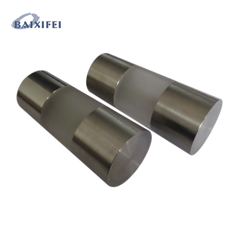2 Pcs D25mm Stainless Steel Curtain Rod Decorative Head Trapezoid, Curtain Accessories Finials for Window Decoration