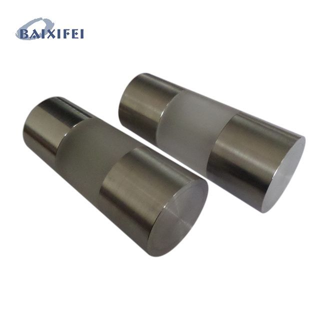 2 Pcs D25mm Stainless Steel Curtain Rod Decorative Head Trapezoid ...