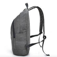 2018 Sale Top Solid Zipper Soft No Travel Duffle Men Versatile Men Travel Bags Canvas Backpack Vintage Travel Bag Unisex