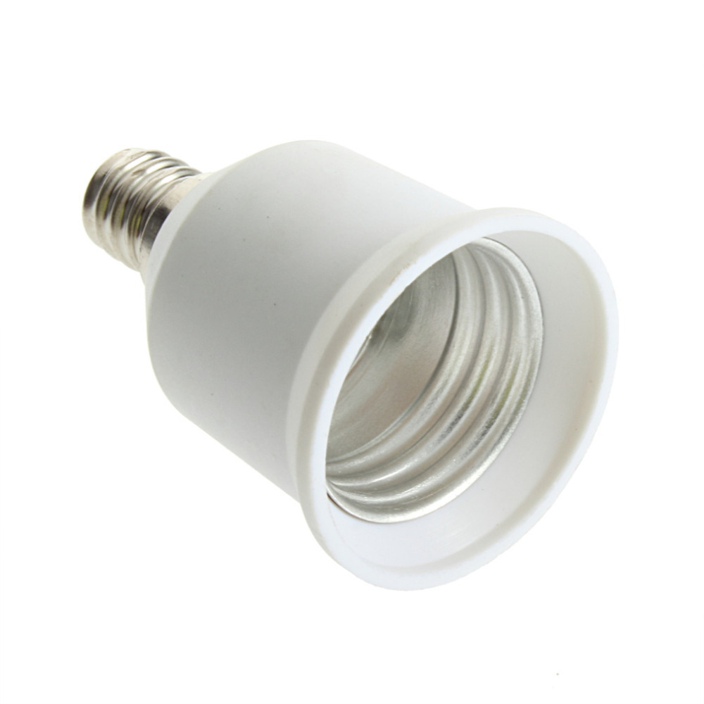 1pcs E12 To E27 Light Bulb Lamp Holder Socket Adapter Converter Hot Worldwide