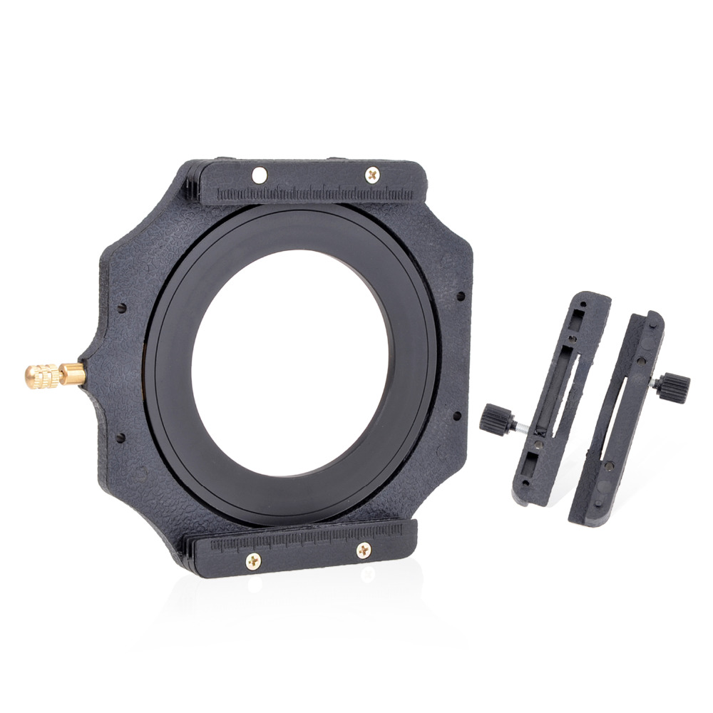100 mm-es szög Z sorozatú szűrő tartó + 72mm fém adapter - Kamera és fotó