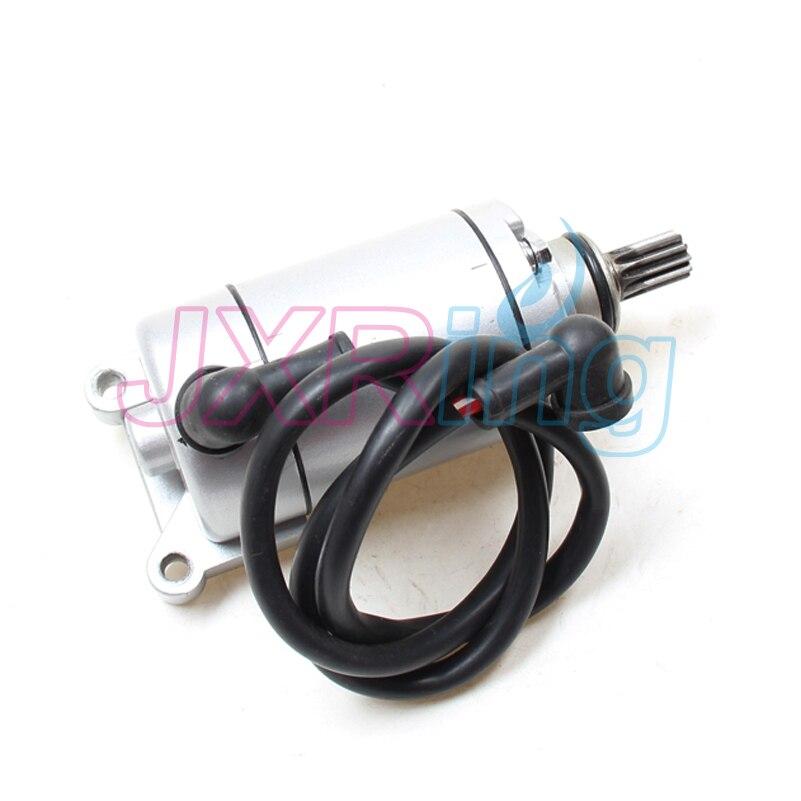 11T Zongshen CB250 Water Cooled Engine stater Electric Starter Motor For Kayo Apollo Bosuer Xmotos 250cc Dirt Bike Motocross
