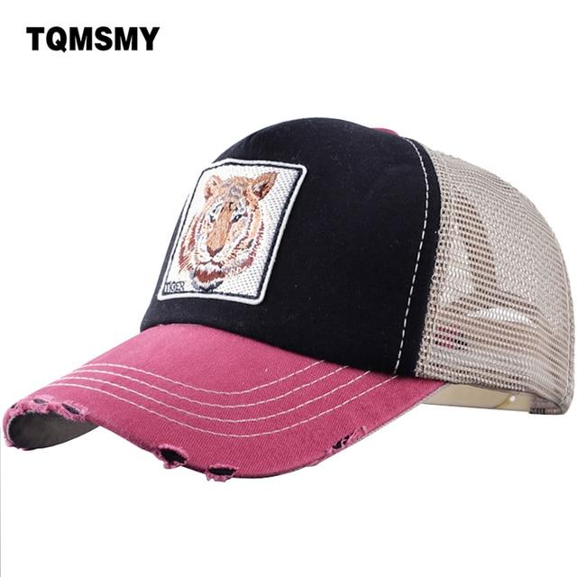 ec332573dc399 TQMSMY verano gorra hombres gorra de béisbol casquillo del acoplamiento del  bordado sombreros para hombres mujeres