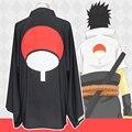 Cos ropa Cosplay Naruto Albornoz Manto Protector Solar Fresca de la Fiesta de Gasa Negro Manto playa de Arena Regalo de Moda de Calidad Perfecta