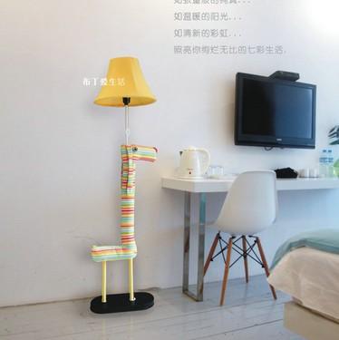Lamparas de pie decorativas decoration lamp fabric animal - Lamparas decorativas de pie ...