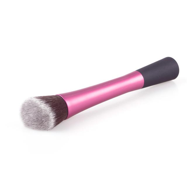 1pcs Hot Sale Professional Makeup Brushes Facial Care Powder Blush Cosmetics Make Up Brush Tools Foundation Brush #65007