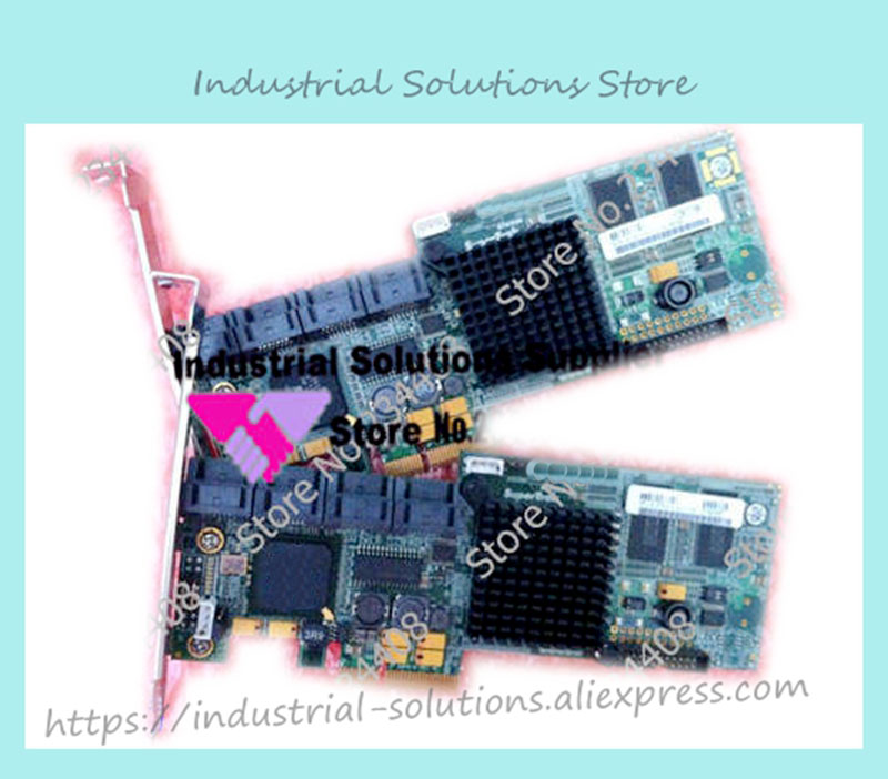 Original Promise Trak EX8350 8 SATA RAID5 array card 100% tested perfect quality цены онлайн