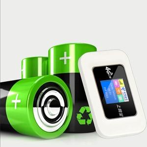 Image 4 - סמארטפון נייד 4G LTE USB אלחוטי נתב 150 Mbps נייד WiFi Hotspot 4G אלחוטי נתב עם כרטיס ה SIM חריץ עבור נסיעות