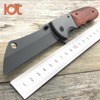 LDT Boke Butcher DA104 Folding Knives 8Cr13Mov Blade G10 Handle Camping Hunting Knife Tactical Outdoor Survival