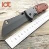 LDT Boke Butcher DA104 Folding Knives 8Cr13Mov Blade G10 Handle Camping Hunting Knife Tactical Outdoor Survival