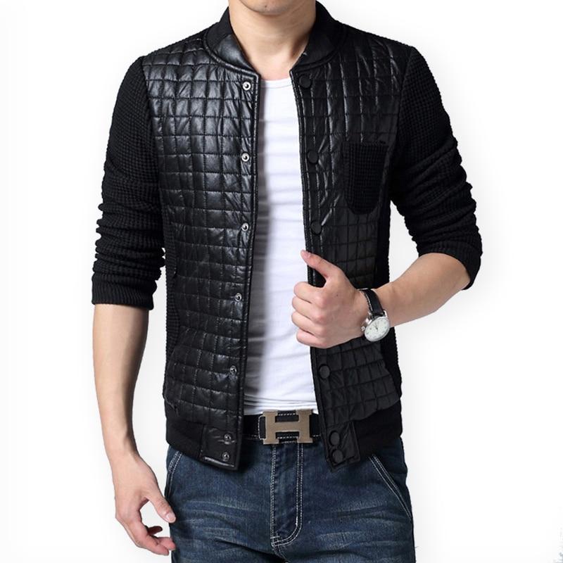 Mens black leather jackets on sale – Modern fashion jacket photo blog