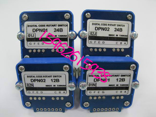 DPN DPN01 DNP02 01j 02j 01N 02N 12B 24b Instead of KEM Korea digital band switch KDP CNC panel knob switch