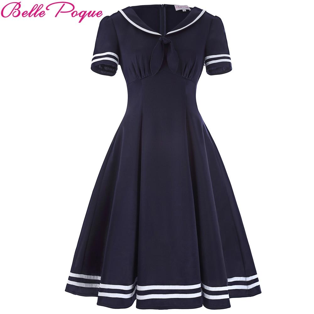 Jurken Bow Women Dress Summer Audrey Hepburn Retro Dress Belle Poque 50s 60s Vintage Dresses Vestidos