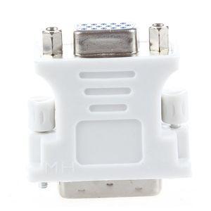 Image 5 - Adaptateur mâle DVI (dvi d 24 1) vers VGA femelle (15 broches)