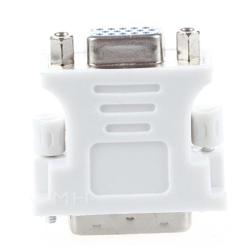 Image 5 - DVI мужской адаптер (DVI D 24 1) к женскому VGA (15 pin)