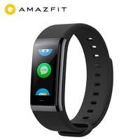 Original Xiaomi Amazfit COR Smart Wristband Fitness Tracker Bracelet Heart Rate Pulse Monitor Color Touch Sreen