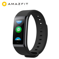 Original Xiaomi Amazfit COR Smart Wristband Fitness Tracker Bracelet Heart Rate Pulse Monitor Color Touch Sreen