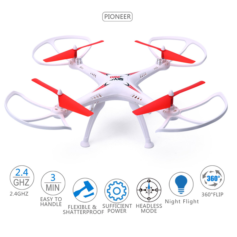 Quadcopter Axis Syma 2.4G 9