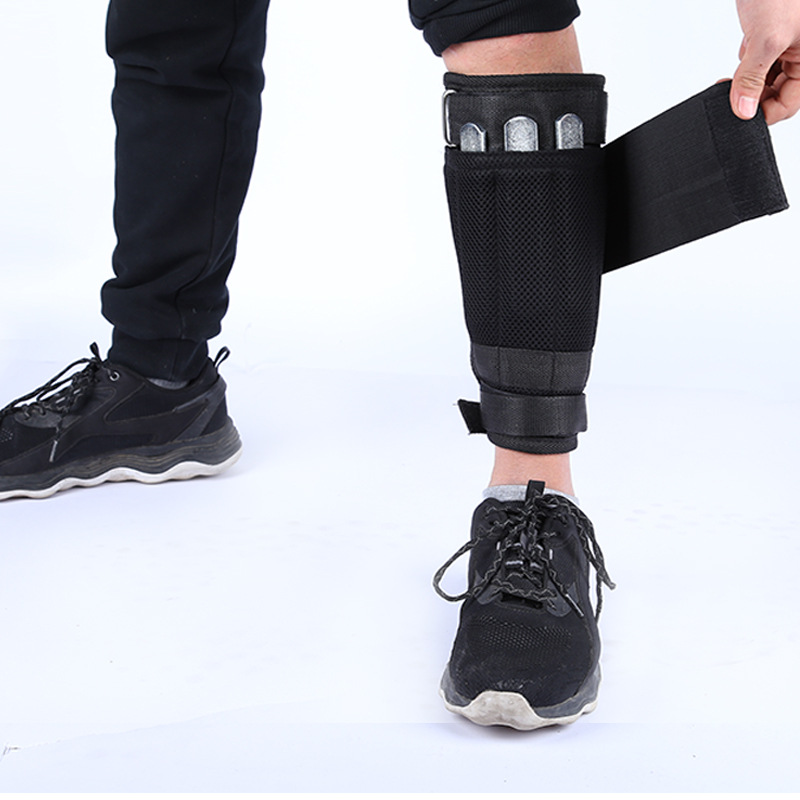 Ein Paar Gewicht Galligaskins Einstellbare Lauf Gym Fitness Leere Handgelenk Schaft Crossfit Treten Training Fitness Ausrüstung