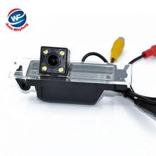 Nightvision 4 LED HD CCD Chip Car Rear View Reverse CAMERA For OPEL Astra H/Corsa D/Meriva A/Vectra C/Zafira B,FIAT Grande