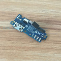 MEILAN originais M2 Mini Módulo Microfone + Placa USB Porto de Carregamento Flex Cabo Conector Dock Para Meizu M2 Mini 5.0 Polegada Telefone