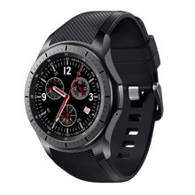 Moda mtk6580 lf16 android 5.1 os smart watch 3g wifi 512 mb + 8 gb zegarek smartwatch dla android ios samsung gear s3 telefon