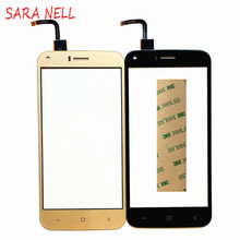 SARA NELL phone touch panel For Umi London touch screen digitizer front glass replacement touch sensor parts With Tape все цены
