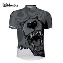 The bear Apparel Cycling Jersey maillot ciclismo MTB Men Road Bike Clothing Bicycle Clothes Sportswear 5303