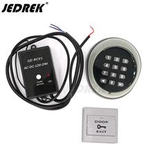 433,92 МГц беспроводной дистанционный кнопочный переключатель с паролем HCS101 стандартный код открывания ворот с беспроводной кнопкой выхода