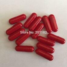 10000 шт Размер 000 красный/красный цвет твердые желатиновые пустые капсулы, 000# оболочки капсулы- соединены и разделены доступны