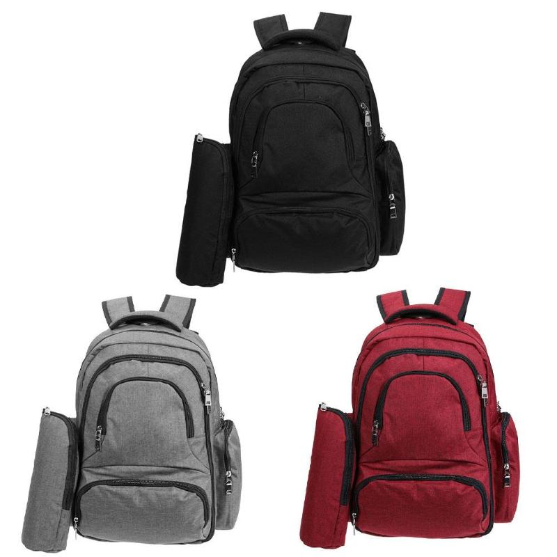 Mummy Maternity Nappy Backpack Bag Large Capacity Mom Baby Multifunction Outdoor Travel Diaper Bags for Baby Care