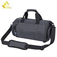 Free Knight Waterproof Men Sports Gym Bags New Leisure Yoga Fitness Bag Women Travel Handbag Training