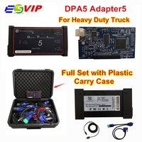 DPA5 Dearborn Portocol Adapter 5 Heavy Duty Truck Scanner Without Bluetooth dpa5 Truck diagnostic tool dpa 5 truck scanner