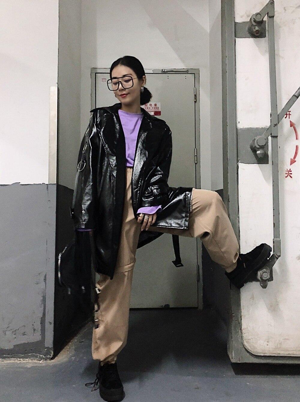 official photos 9c38d 083e1 Veste-en-cuir-de-2018-femmes -nouveau-automne-mode-cool-mode-ceinture-l-che-moyen-long.jpg