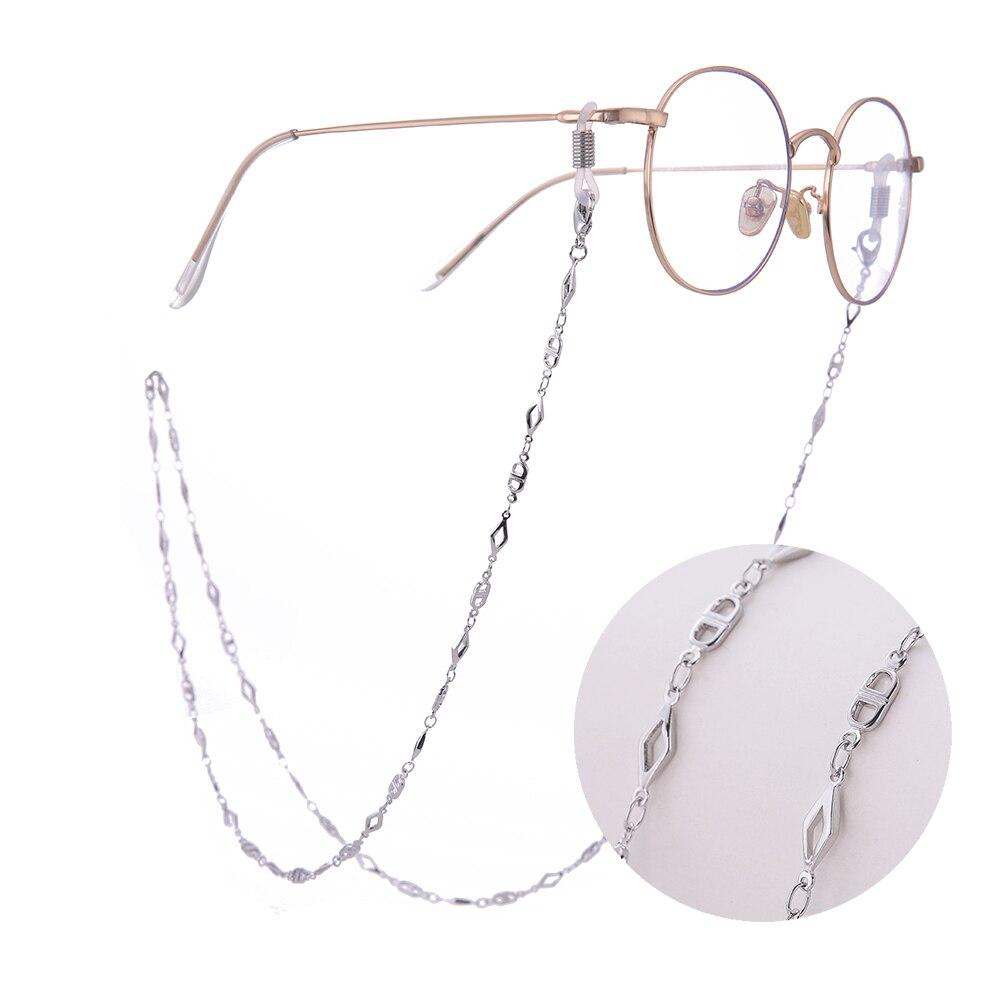 Black and White Eyeglass Chians,Fashion Sunglass Strap for Men/&Women,Designed Glasses Holder Chain,Ratainer,2 Pack