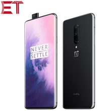 Original NEW Oneplus 7 Pro Mobile Phone 8GB 256G Snapdragon855 Octa Core 6.67″1440x3120p 19.5:9 Full Screen 16MP+48MP Camera NFC