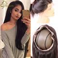 360 Frontal With Bundles Straight Hair Peerless Virgin Hair With Closure 3&2 Bundles Raw Indian Weaves Human Hair With Closures