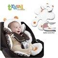 Bebé de usos múltiples cesta cómodo cojín de doble uso almohada asiento de seguridad para niños de coche de bebé ajustable mat 2017 envío gratis