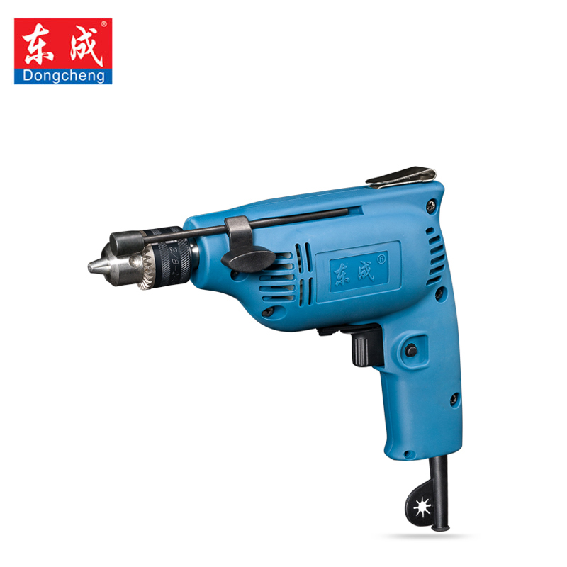 dongcheng 220V 230W Electric mini Drill screw driver matkap taladro electrico parafusadeira Positive reversal power tools цена