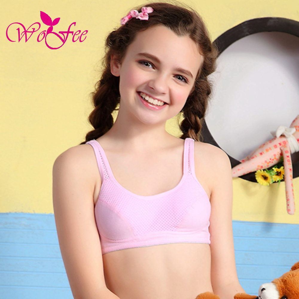 Young Girls In Training Bras Breeze Clothing