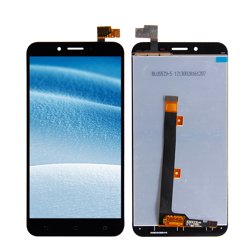For Asus Zenfone 3 Max <font><b>ZC553KL</b></font> LCD <font><b>Display</b></font> Screen With Touch Screen Digitizer Assembly + Free Tools image