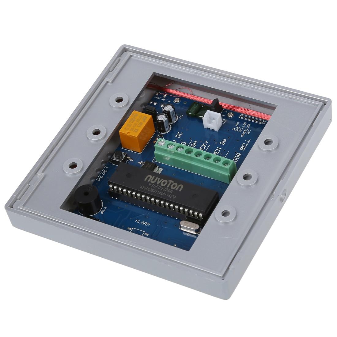 MOOL RFID Proximity Entry Door Lock Access Control System + 10 Key Fobs turck proximity switch bi2 g12sk an6x