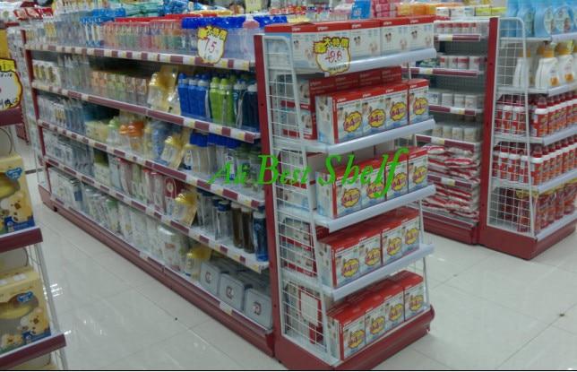 Aliexpress com Buy Shelf manufacture grocery supermarket gondola shelves  metal store shelf display rack for toy. Metal Shop Shelves