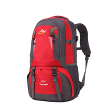 Unisex Outdoor Backpack Travel Knapsack Hiking Camping Mountaineering Climbing Sport Bags