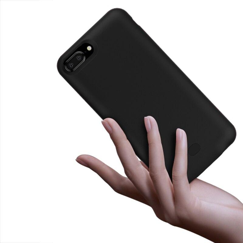 Vente pour iPhone7/8 Batttery Cas 4000 mAh De Secours Externe Batterie Rechargeable Chargeur Case Banque de Puissance pour iPhone Freeshipping
