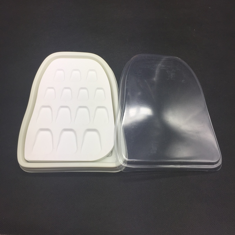 1pc Dental lab microporous porcelain Ceramic mixing Watering plate Wet Tray tool 1pc dental 201 stainless steel medical instrument tray useful tool for clinic lab