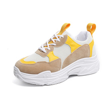 YeddaMavis Women Shoes Womens Sneakers 2019 Spring Fashion Breathable Mesh Casual Famale Flats Outdoor